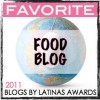 Best food blog Blog by latinas