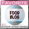 Best food blog Blog by latinas
