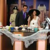 Mi segmento de Halloween en Al Despertar Univision 41/My tv segment on Al Despertar Univision channel 41