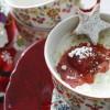 Postre de fresas de la abuela/Grandma Strawberry Dessert