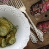 Chipotle Pickled Cucumber (Pepinos Encurtidos con Chile Chipotle)