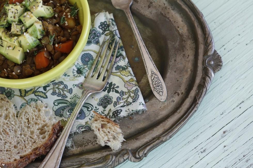 Healthy Lentil Stew
