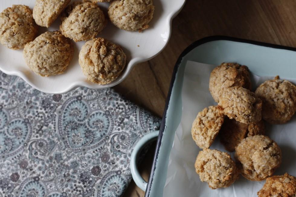 Galletas vegana , facil y deliciosa